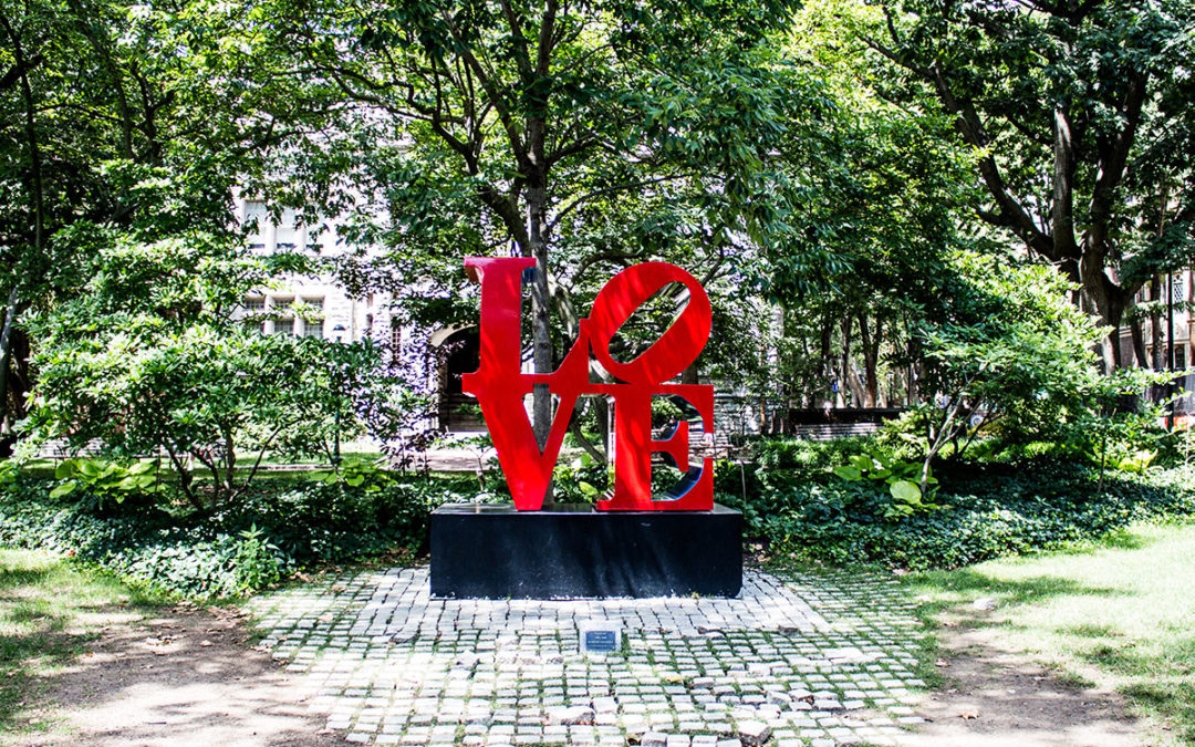 The Last Will and Testament of Robert Indiana