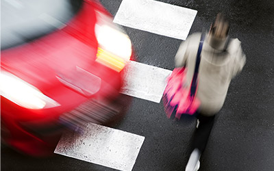 How to Avoid Getting in a Pedestrian-Vehicle Accident