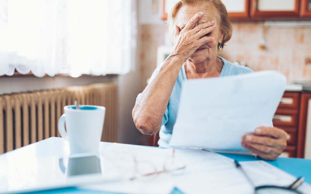 Do I Inherit Anything When a Loved One Dies Owing a lot of Bills?